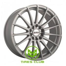 Disla Turismo 7,5x17 5x108 ET40 DIA67,1 (silver)