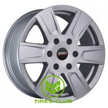 Disla Cyclone 7,5x17 6x139,7 ET30 DIA106,1 (silver)