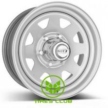Dotz Dakar 7x16 6x139,7 ET-20 DIA110,1 (silver)
