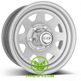 Dotz Dakar 7x16 5x114,3 ET30 DIA60,1 (silver)