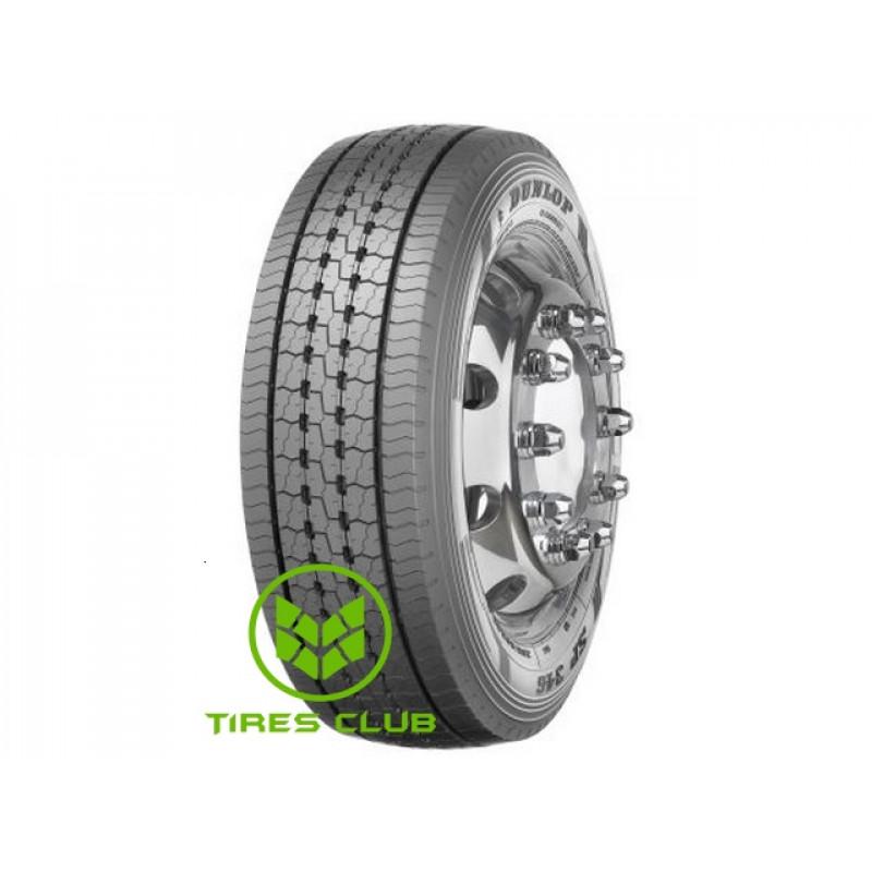 Шины Dunlop SP 346 3PSF (рулевая) в Запорожье