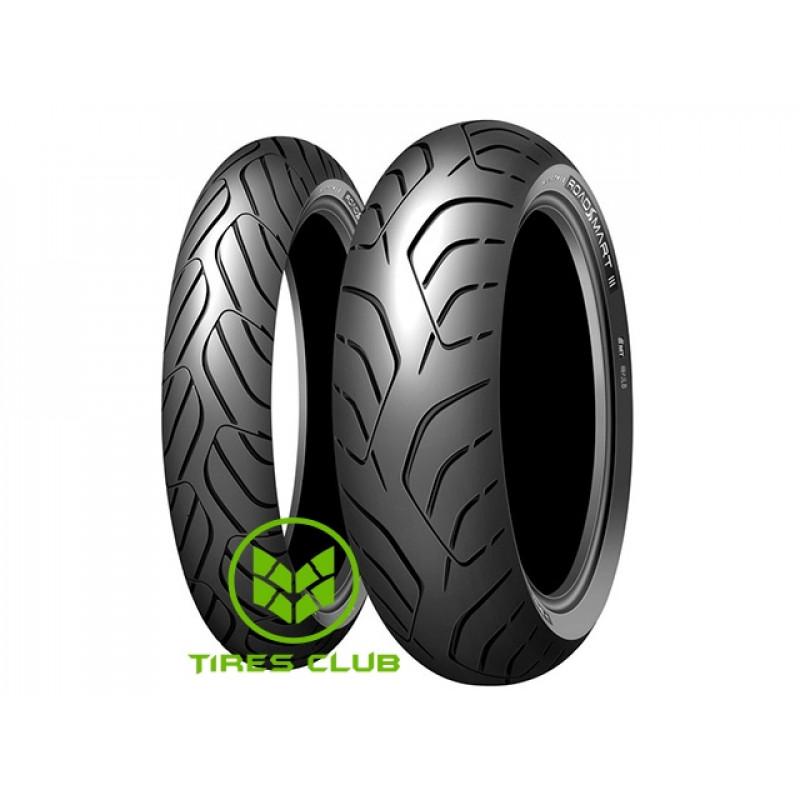 Шины Dunlop Sportmax Roadsmart 3 в Запорожье
