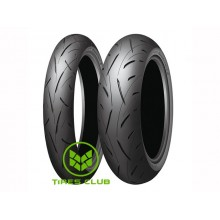 Dunlop Sportmax Roadsport 2 180/55 ZR17 73W