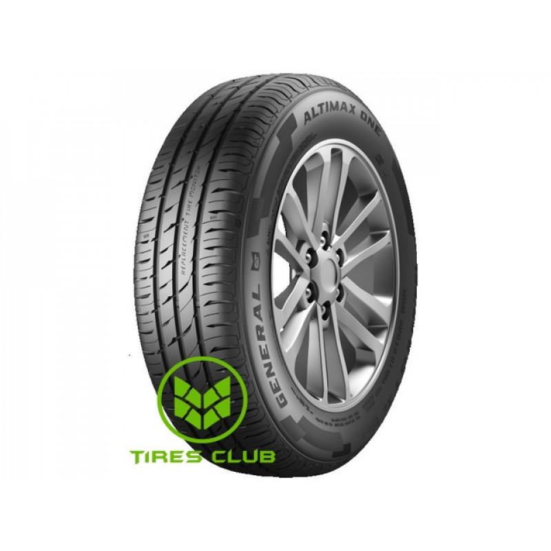 Шины General Tire Altimax One в Запорожье