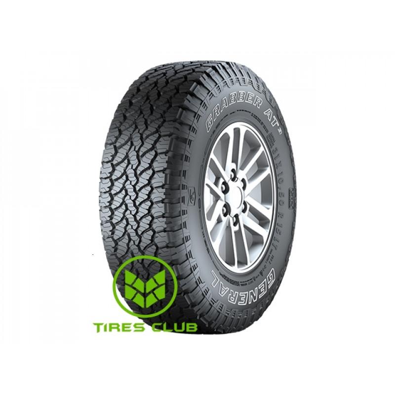 Шины General Tire Grabber AT3 в Запорожье