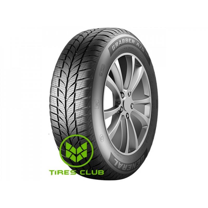 Шины General Tire Grabber A/S 365 в Запорожье