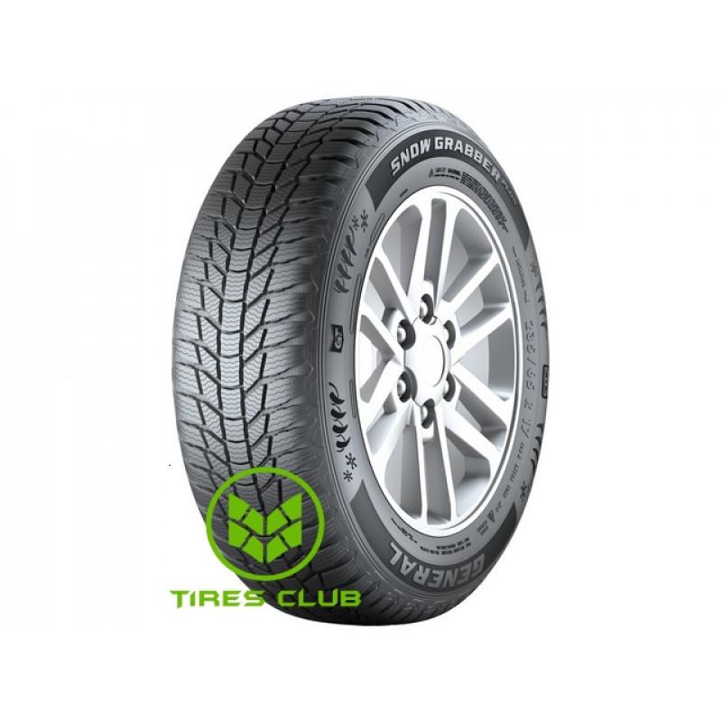 Шины General Tire Snow Grabber Plus 275/40 R20 106V XL в Запорожье