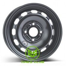 ALST (KFZ) 6355 Ford 5,5x14 4x108 ET37,5 DIA63,4 (black)
