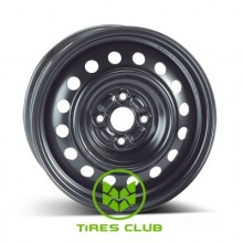 ALST (KFZ) 9285 Toyota 6x15 4x100 ET45 DIA54,1 (black)