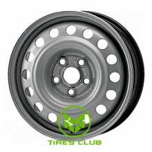 ALST (KFZ) 9897 Mercedes Benz 6,5x16 5x112 ET60 DIA66,6 (silver)