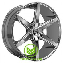 Lexani R-6 10x20 5x108 ET42 DIA74,1 (black machined face)