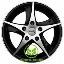 Maxx Wheels M425 6,5x15 5x108 ET38 DIA72,6 (BD)