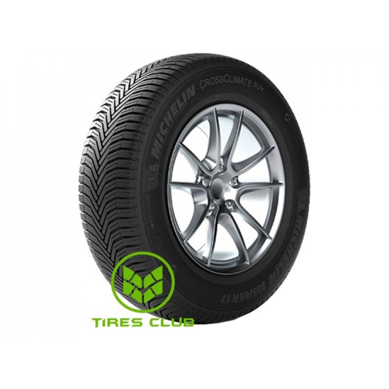 Шины Michelin CrossClimate SUV в Запорожье