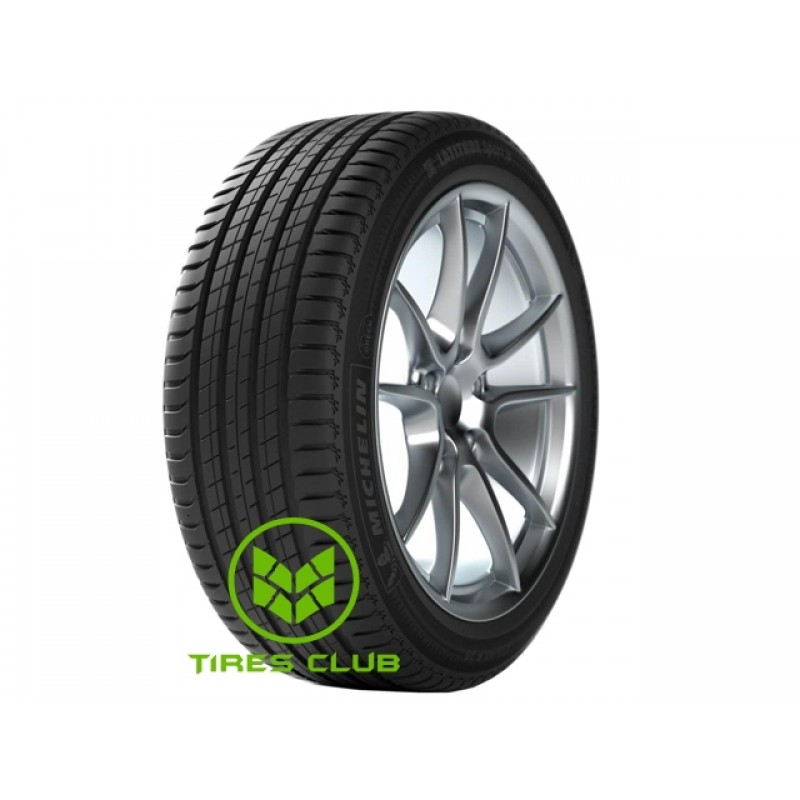 Шины Michelin Latitude Sport 3 255/50 ZR19 107W XL в Запорожье