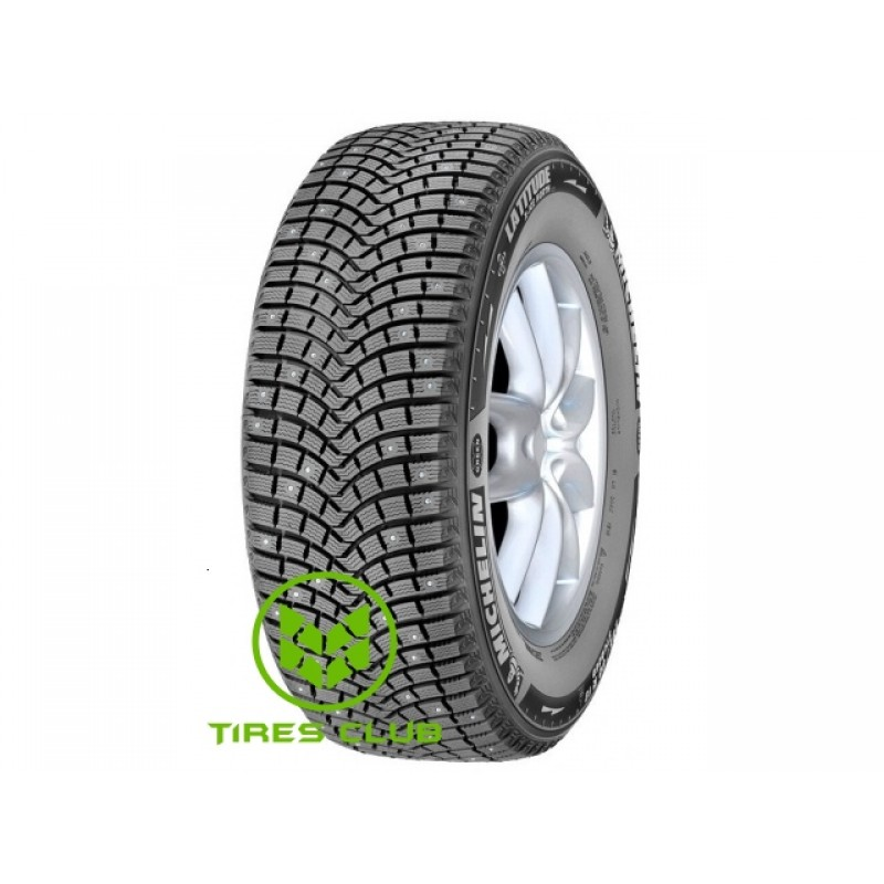 Шины Michelin Latitude X-Ice North 2+ в Запорожье