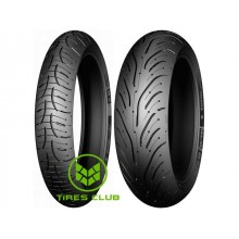 Michelin Pilot Road 4 190/55 ZR17 75W