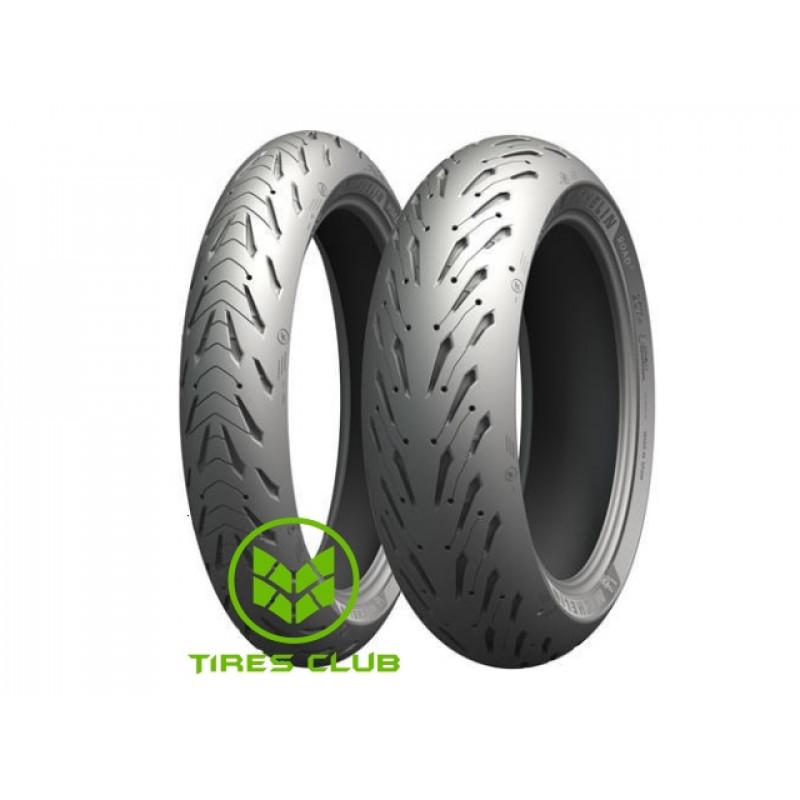 Шины Michelin Road 5 GT в Запорожье