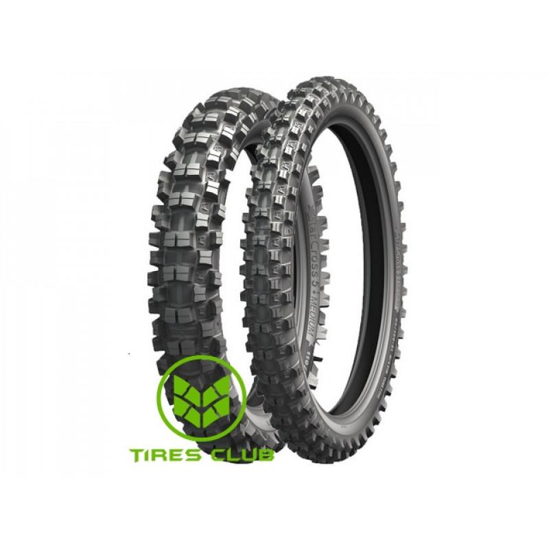 Шины Michelin Starcross 5 Medium в Запорожье
