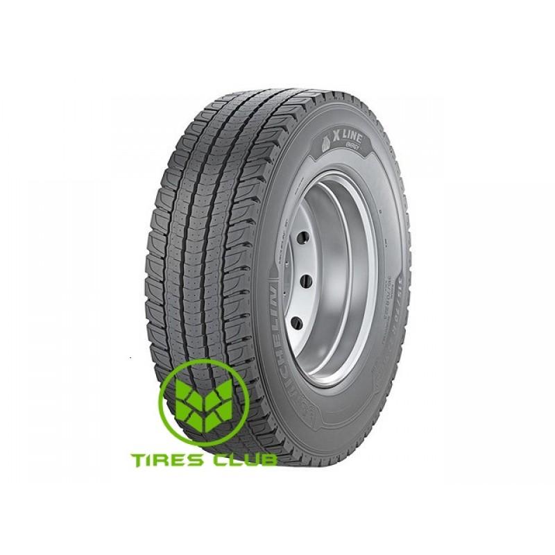 Шины Michelin X Line Energy D (ведущая) 315/60 R22,5 152/150L в Запорожье