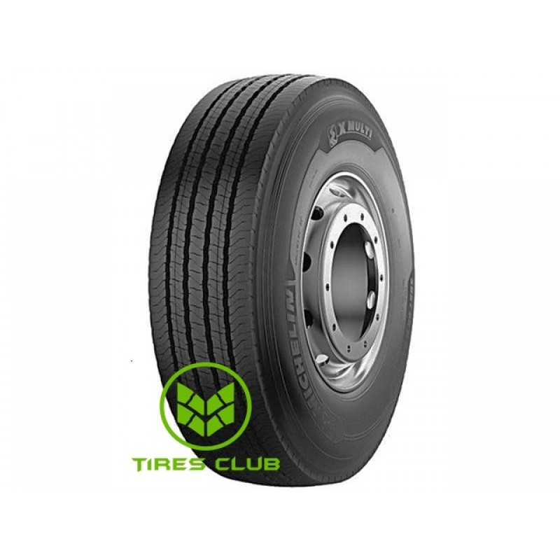 Шины Michelin X Multi Z (рулевая) в Запорожье
