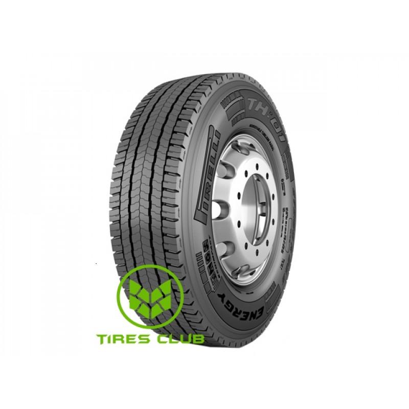 Шины Pirelli TH 01 Energy (ведущая) в Запорожье