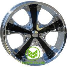 RS Wheels 548 7,5x16 5x120 ET20 DIA74,1 (RS)
