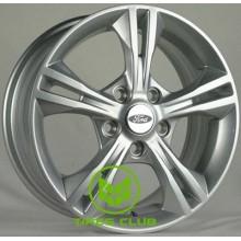 RZT 54353 6x15 5x108 ET52,5 DIA63,4 (silver)