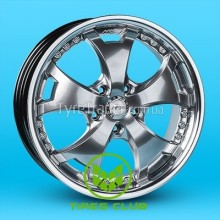 Racing Wheels H-353 7x17 5x112 ET40 DIA73,1 (HPT/DP)