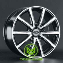 Replay Ford (FD151) 7x17 5x108 ET52,5 DIA63,4 (BKF)