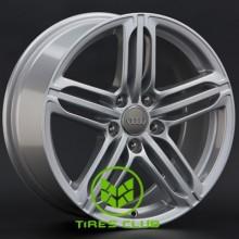 Replica Audi (A36) 9x20 5x112 ET25 DIA66,6 (hyper silver)