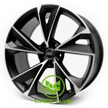 Replica Audi (AU101) 9,5x21 5x112 ET20 DIA66,6 (MBMF)