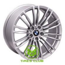 Replica BMW (BK638) 8,5x20 5x120 ET37 DIA72,6 (silver)