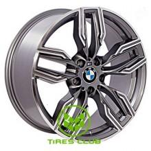 Replica BMW (BK5181) 8,5x20 5x120 ET30 DIA72,6 (GP)