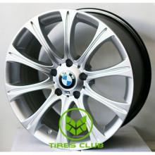 Replica BMW (CT1507) 8x17 5x120 ET25 DIA72,6 (HS)