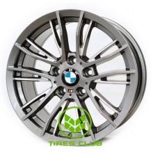 Replica BMW (RCN191) 8x17 5x120 ET30 DIA72,6 (GMF)