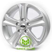 Replica Ford (RX170) 6x15 5x108 ET52,5 DIA63,4 (silver)