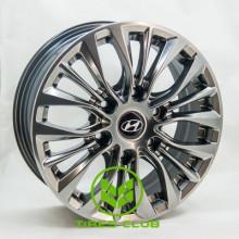 Replica Hyundai (GT166151) 6,5x16 6x139,7 ET46 DIA92,5 (HB)
