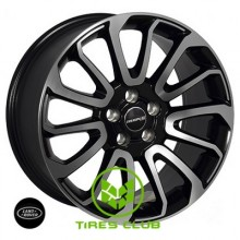 Replica Land Rover (TL1326) 9,5x21 5x120 ET49 DIA72,6 (black)