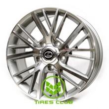 Replica Lexus (R185) 8,5x20 5x150 ET45 DIA110,1 (GMF)