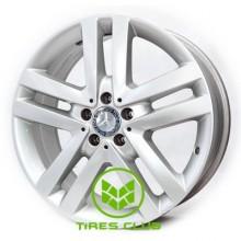 Replica Mercedes (A166) 8,5x19 5x112 ET62 DIA66,6 (silver)