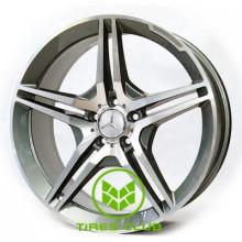 Replica Mercedes (ME5009d) 8,5x20 5x112 ET45 DIA66,6 (MG)