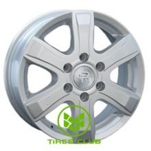 Replica Mercedes (MR92) 6,5x16 6x130 ET62 DIA84,1 (silver)