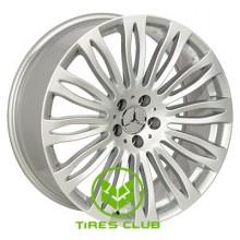 Replica Mercedes (QC1179) 8,5x20 5x112 ET35 DIA66,6 (silver)