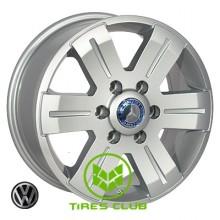 Replica Mercedes (BK562) 7x16 6x130 ET60 DIA84,1 (silver)