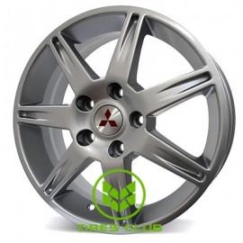 Replica Mitsubishi (FR711) 9,5x20 5x120 ET35 DIA74,1 (silver)