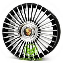 Replica Porsche (CN411) 8,5x20 5x130 ET50 DIA71,6 (MBMF)