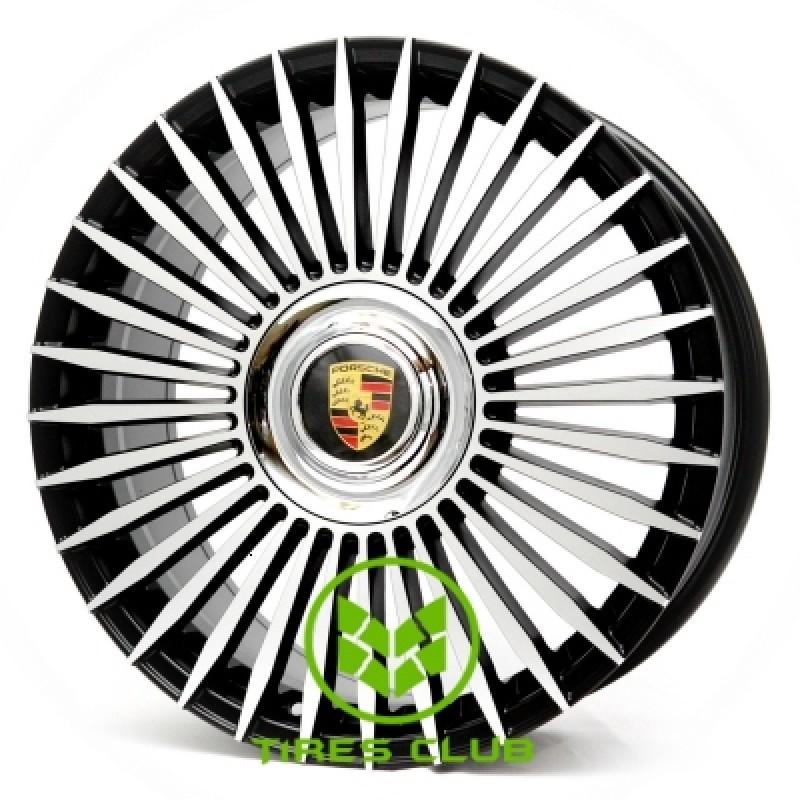 Диски Replica Porsche (CN411) в Запорожье