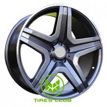 Replica Mercedes (RF5126) 10x21 5x130 ET50 DIA84,1 (GM)