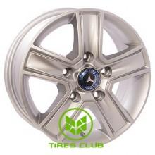 Replica Volkswagen (BK473) 6,5x15 5x130 ET54 DIA84,1 (silver)