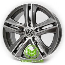 Replica Volkswagen (RB392) 7x16 5x120 ET40 DIA65,1 (GMF)